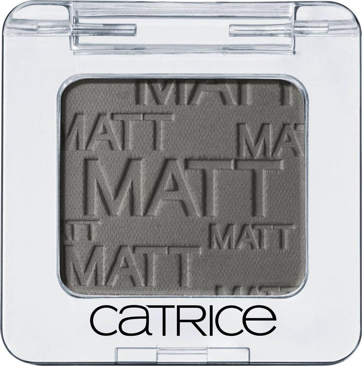 Catrice Тени для век одинарные Absolute Eye Colour 920 Game Of Stones темно-синий матовый 2 грL001-54-0000Высокопигментированные пудровые тени, широкая цветовая гамма, стойкость, легкость в нанесении и разнообразие эффектов.