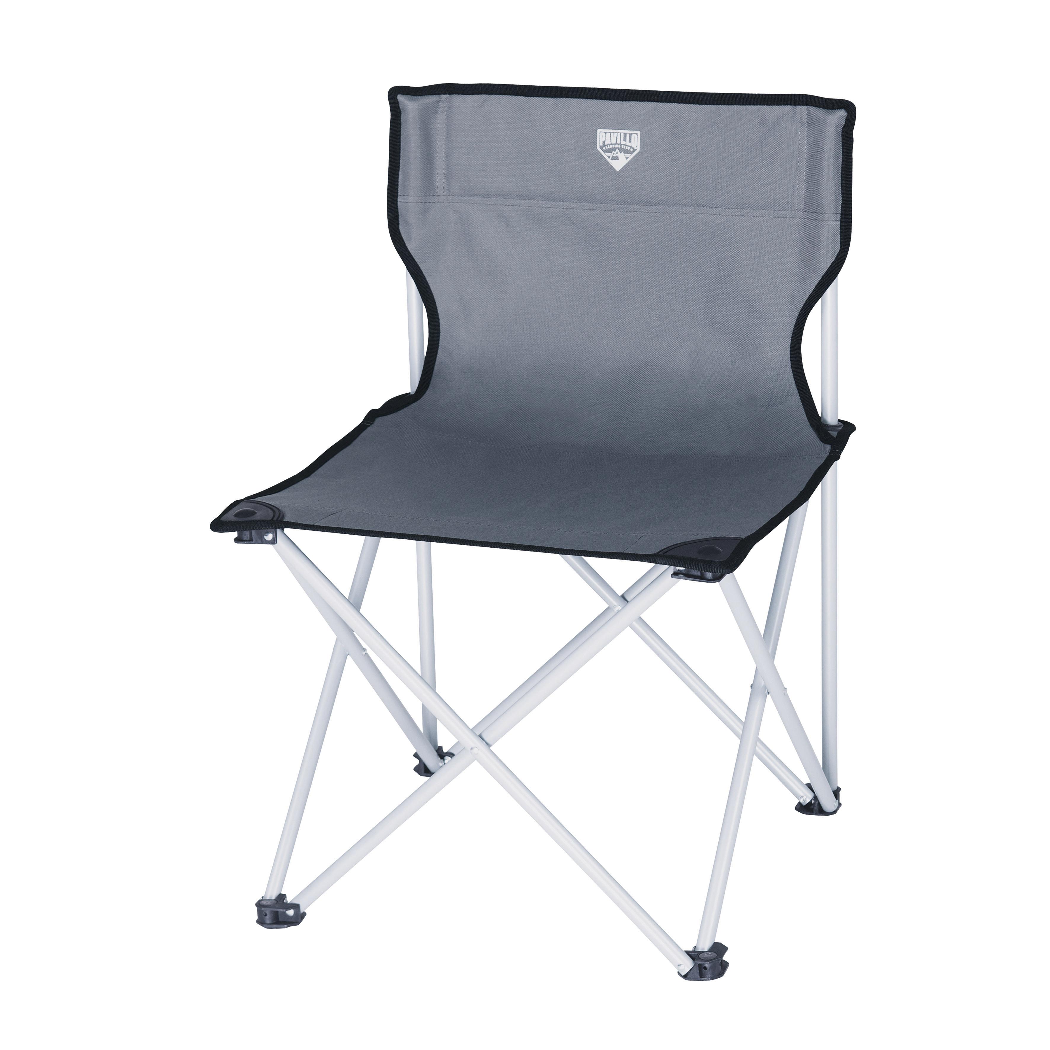 Bestway Стул раскладной, 50 х 50 х 72 см68069Раскладной стул Bestway необходимая вещь на отдыхе! Онлегкий и компактный - вы можете брать его на пикник, на пляж,рыбалку, охоту, в поход или на дачу. Стул очень комфортный, высможете расслабиться и наслаждаться отдыхом.Рама выполнена из 100% стали. Материал сидения 100%полиэстер.Размер: 50 х 50 х 72 см.Максимальная нагрузка: 105 кг.