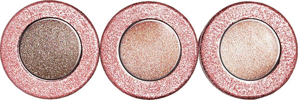 Physicians Formula Тени для век кремовые с шиммером набор Shimmer Strips Extreme Shimmer GelCream Shadow & Liner Trio- Nude Eyes 4.8 г6409EСияющие, волнующие тени для век в одной компактной палетке с аппликатором – для ваших притягательных образов! Создавайте множество вариантов праздничного макияжа, используйте цвета по отдельности и смешивайте оттенки, рисуйте стрелки и добивайтесь эффекта smokey eyes. Вам в помощь пластичная и мягкая текстура, которая идеально растушевывается и стойко держится на веках. Удобный аппликатор для нанесения и растушевки, и большое зеркальце в комплекте. Тени имеют интенсивную цветопередачу с первого нанесения, насыщенность цвета сохраняется весь день.