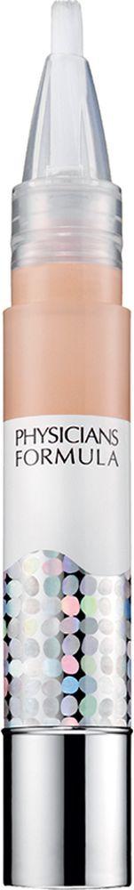 Physicians Formula ВВ Консилер с кистью SPF 30 Super BB Beauty Balm Concealer тон средний/темный 4 г5010777139655Серия Super BB – это настоящие бальзамы красоты, которые помогают придать коже здоровый, сияющий вид. Они облегчают повседневный макияж, так как обладают универсальным действием: вы получаете преимущества увлажняющего крема, тонального средства и защиту от ультрафиолета в одном продукте! Консилер имеет легкую текстуру, которая эффективно скрывает темные круги под глазами, припухлости, покраснения и пигментные пятна. С его помощью вы выровняете тон кожи и мгновенно скроете следы усталости на лице. Ваш помощник в нанесении средства – мягкая и комфортная кисть в аппликаторе. Она идеально распределяет и равномерно растушевывает текстуру консилера.