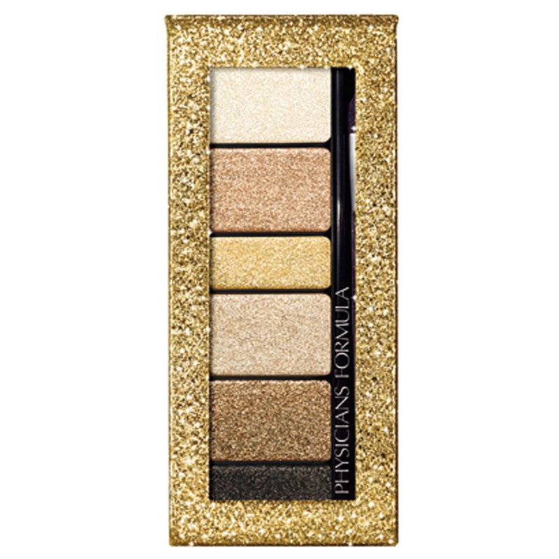 Physicians Formula Тени для век с шиммером палетка Бронзовый нюд Shimmer Strips Extreme Shimmer Eyeshadow & Liner- Bronze Nude Eyes 3.4 г6633EСияющие, волнующие тени для век в одной компактной палетке с аппликатором – для ваших притягательных образов! Создавайте множество вариантов праздничного макияжа, используйте цвета по отдельности и смешивайте оттенки, рисуйте стрелки и добивайтесь эффекта smokey eyes. Вам в помощь пластичная и мягкая текстура, которая идеально растушевывается и стойко держится на веках. Удобный аппликатор для нанесения и растушевки, и большое зеркальце в комплекте. Тени имеют интенсивную цветопередачу с первого нанесения, насыщенность цвета сохраняется весь день.