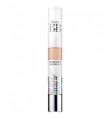 Physicians Formula ВВ Консилер с кистью SPF 30 Super BB Beauty Balm Concealer тон светлый/средний 4 г7887EСерия Super BB – это настоящие бальзамы красоты, которые помогают придать коже здоровый, сияющий вид. Они облегчают повседневный макияж, так как обладают универсальным действием: вы получаете преимущества увлажняющего крема, тонального средства и защиту от ультрафиолета в одном продукте! Консилер имеет легкую текстуру, которая эффективно скрывает темные круги под глазами, припухлости, покраснения и пигментные пятна. С его помощью вы выровняете тон кожи и мгновенно скроете следы усталости на лице. Ваш помощник в нанесении средства – мягкая и комфортная кисть в аппликаторе. Она идеально распределяет и равномерно растушевывает текстуру консилера.