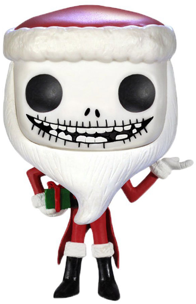 Funko POP! Vinyl Фигурка Nightmare Before Christmas: Santa Jack Skellington hany morcos azer bestavros and abraham matta distributed coordinated resource management