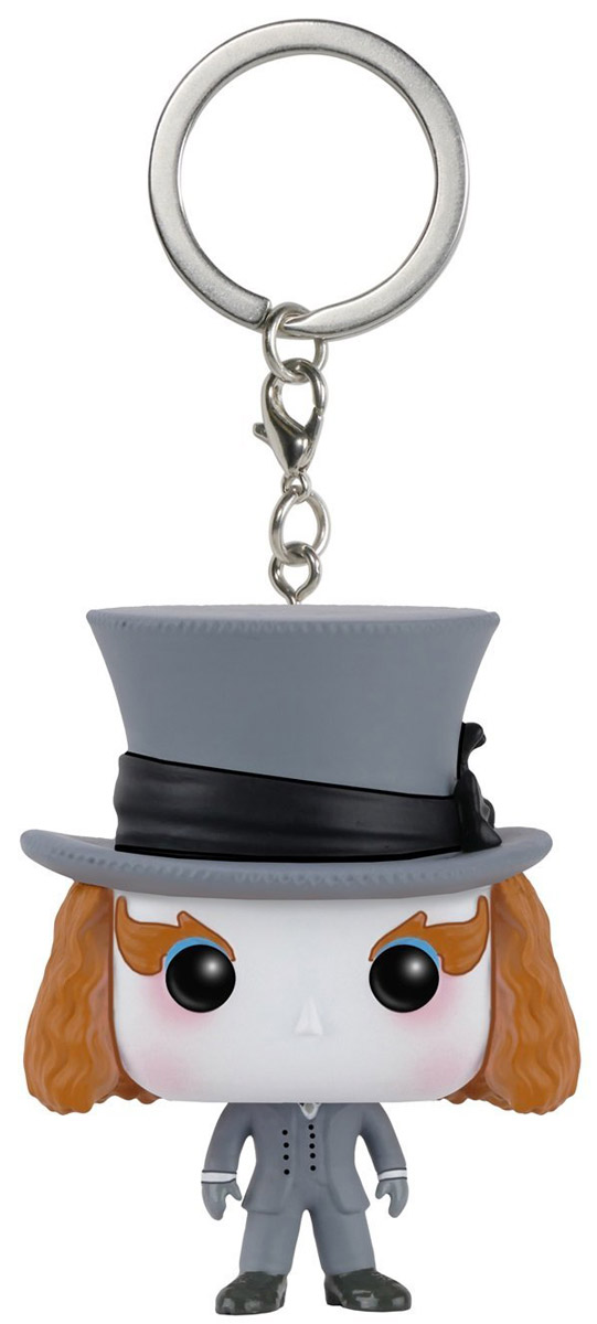 Funko Pocket POP! Брелок для ключей Alice Through The Looking Glass: Mad Hatter