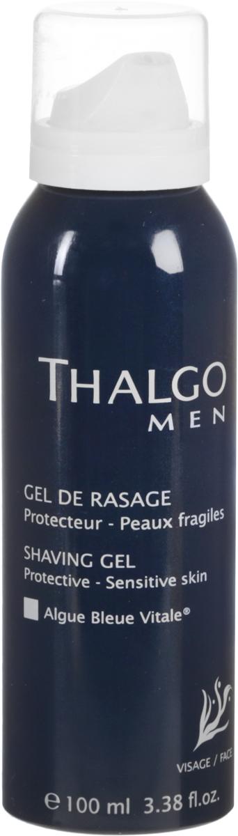 Гель для бритья Thalgo Men, 100 мл clarins men пенящийся гель для бритья men пенящийся гель для бритья