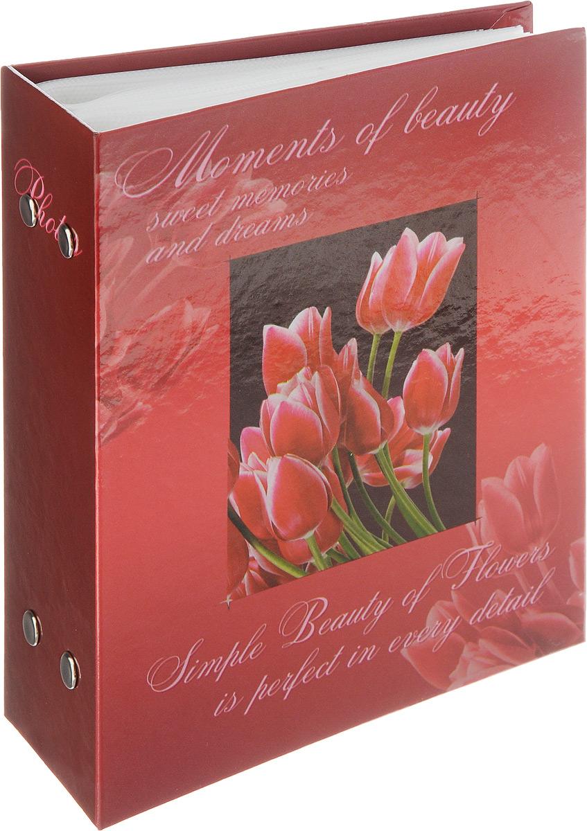 Фотоальбом Pioneer Fresh Aroma, 100 фотографий, цвет: бордовый, 10 x 15 смFS-80299Фотоальбом Pioneer Fresh Aroma поможет красиво оформить ваши самые интересныефотографии. Обложка из толстого ламинированного картона оформлена цветочным принтом. Фотоальбом рассчитан на 100 фотографий форматом 10 x 15 см. Внутри содержится блок из 50 листов с окошками из полипропилена. Такой необычный фотоальбом позволит легко заполнить страницы вашей истории, и с годами ничего не забудется.Тип обложки: Ламинированный картон.Тип листов: полипропиленовые.Тип переплета: высокочастотная сварка.Кол-во фотографий: 100.Материалы, использованные в изготовлении альбома, обеспечивают высокое качество хранения ваших фотографий, поэтому фотографии не желтеют со временем.
