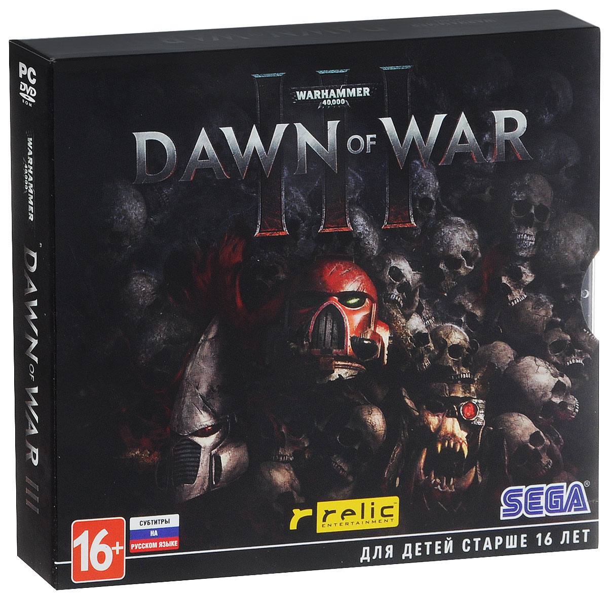 Warhammer 40,000: Dawn of War III (4 DVD)