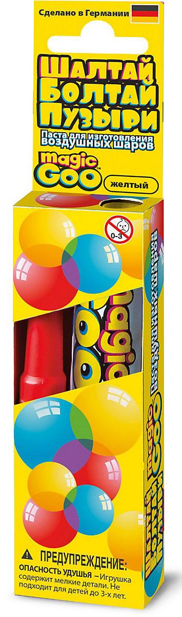 4M Паста для изготовления воздушных шаров Шалтай-Болтай цвет желтый - Мыльные пузыри