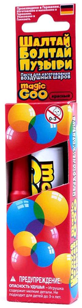 4M Паста для изготовления воздушных шаров Шалтай-Болтай цвет красный -  Мыльные пузыри