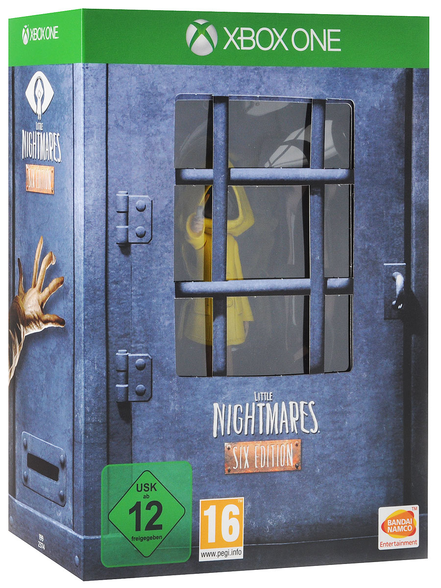 Little Nightmares. Six Edition (Xbox One)