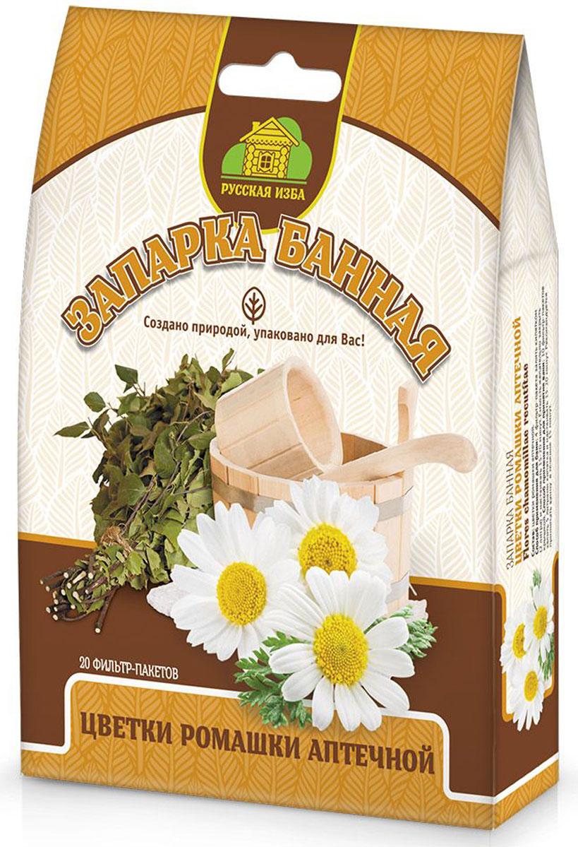 Дикоросы цветки ромашки аптечной запарка банная, 35 г
