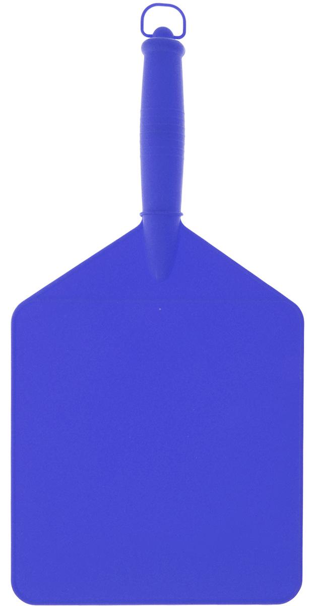 Веер для раздува огня Мультидом, цвет: синий, 39 х 19 см68/5/4Веер Мультидом, выполненный из пластика, предназначен для раздувания огня во время приготовления блюд на открытом воздухе. Изделие можно использовать в качестве доски для нарезки овощей и фруктов. Веер оснащен петлей для подвешивания.Размер рабочей части: 19,5 х 19 см.Длина (с учетом ручки): 39 см.