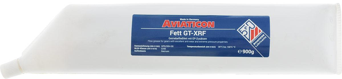 Смазка пластичная Finke Aviaticon. Fett GT-XRF, NLGI-класс 0/00, 900 мл790009Finke Aviaticon. Fett GT-XRF - это полужидкая пластичная смазка, применяемая для смазывания коробок передач и централизованных систем смазки в автомобилях. За счет использования в составе загустителя разных катионов металлов обладает повышенными защитными свойствами. Обеспечивает оптимальные адгезионные свойства. Выдерживает высокие нагрузки. Водостойка. Гарантирует надежное смазывание деталей системы смазки.Температура эксплуатации: от -30°С до +100°С.Основа: натрий.Товар сертифицирован.
