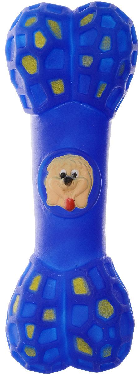 Игрушка для собак Dezzie Косточка. Аппетит, длина 14 см657Игрушка для собак Dezzie Косточка. Аппетит изготовлена из винила в виде косточки. Такая игрушка практична, функциональна и совершенно безопасна для здоровья животного. Ее легко мыть и дезинфицировать. Игрушка очень легкая, поэтому собаке совсем нетрудно брать ее в пасть и переносить с места на место. Игрушка для собак Dezzie Косточка. Аппетит станет прекрасным подарком для неугомонного четвероногого питомца.Длина игрушки: 14 см.