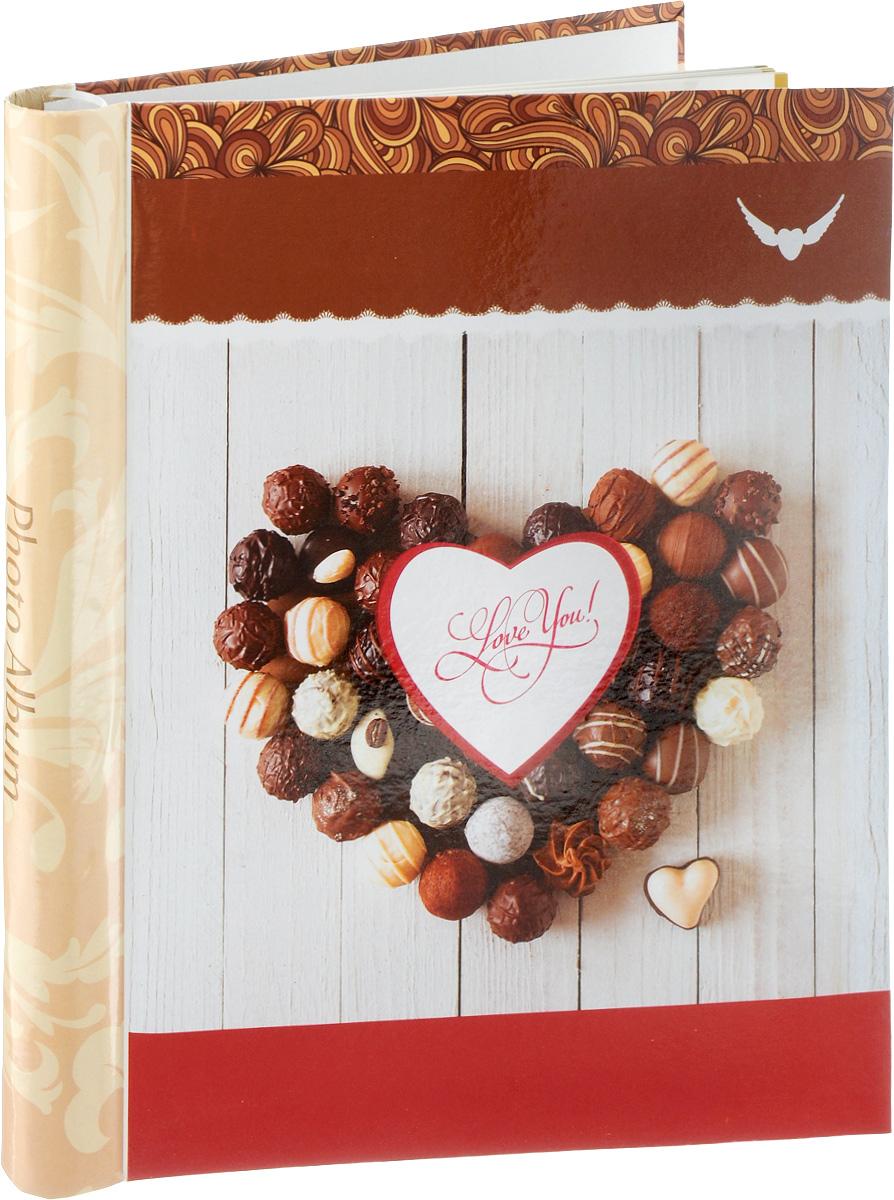 Фотоальбом Pioneer Chocolate Love, 10 магнитных листов, цвет: бежевый, красный, 23 х 28 смRG-D31SФотоальбом Pioneer Chocolate Love поможет красиво оформить ваши самые интересныефотографии. Обложка из толстого ламинированного картона оформлена принтом. Фотографии формата 23 х 28 см.Тип обложки: Ламинированный картон.Тип листов: магнитные.Тип переплета: спираль.Кол-во листов: 10.Материалы, использованные в изготовлении альбома, обеспечивают высокое качество хранения ваших фотографий, поэтому фотографии не желтеют со временем.