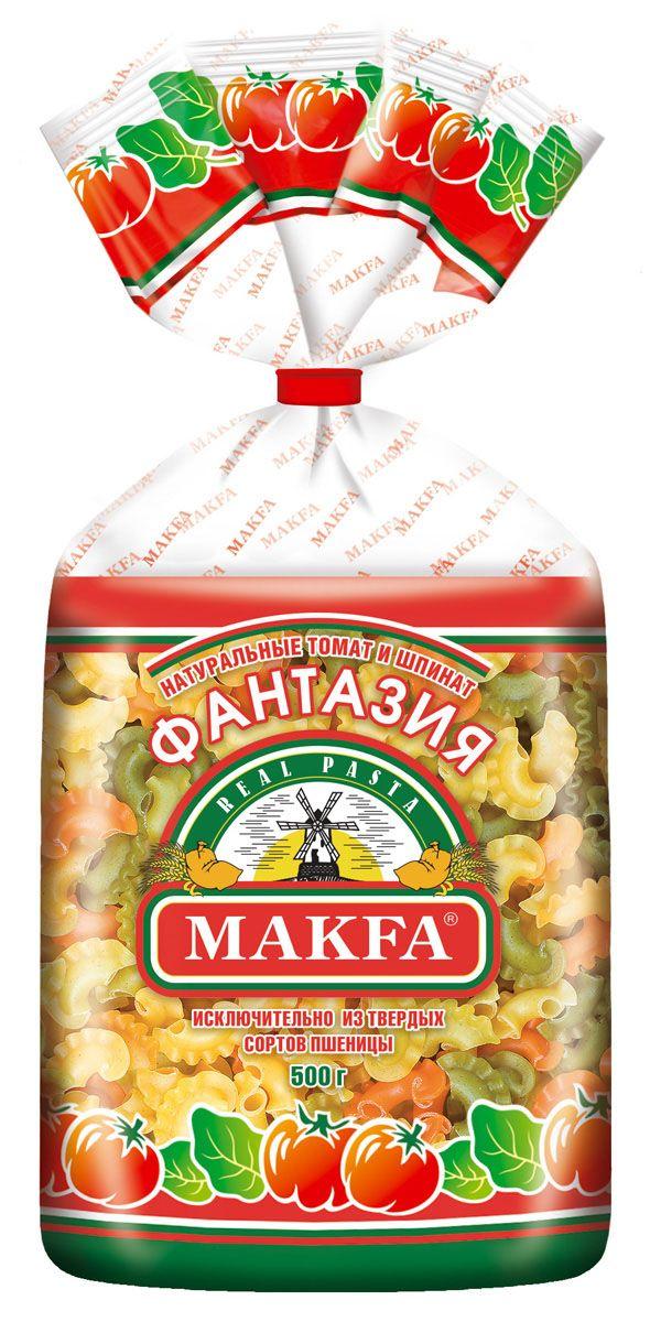 Makfa Фантазия петушиные гребешки, 500 г0120710Натуральный продукт, приготовленный по классической рецептуре макаронного теста: пшеничная мука высокого качества и чистейшая вода. Благодаря пшенице твердых сортов макароны Makfa прекрасно сохраняют форму и вкусовые свойства при варке. Разнообразие размеров, форм и форматов – это кулинарный простор для искушенных гурманов и затейливых хозяек.