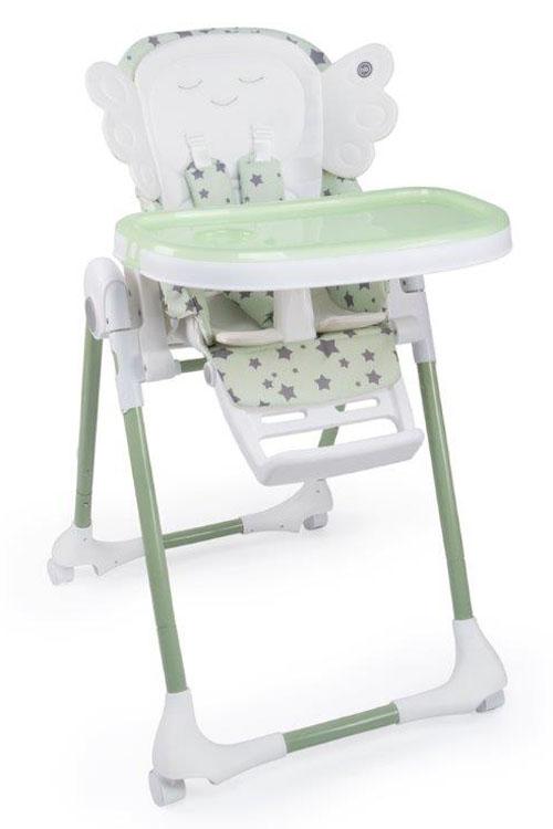 Happy Baby Стульчик для кормления Wingy Green