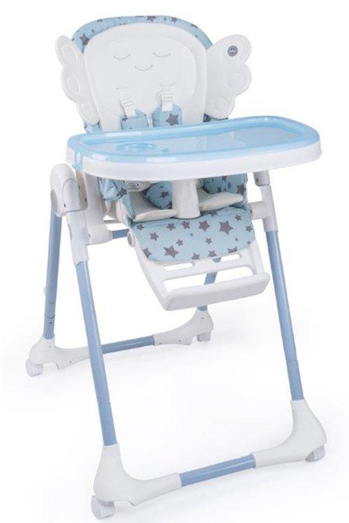 Happy Baby Стульчик для кормления Wingy Blue