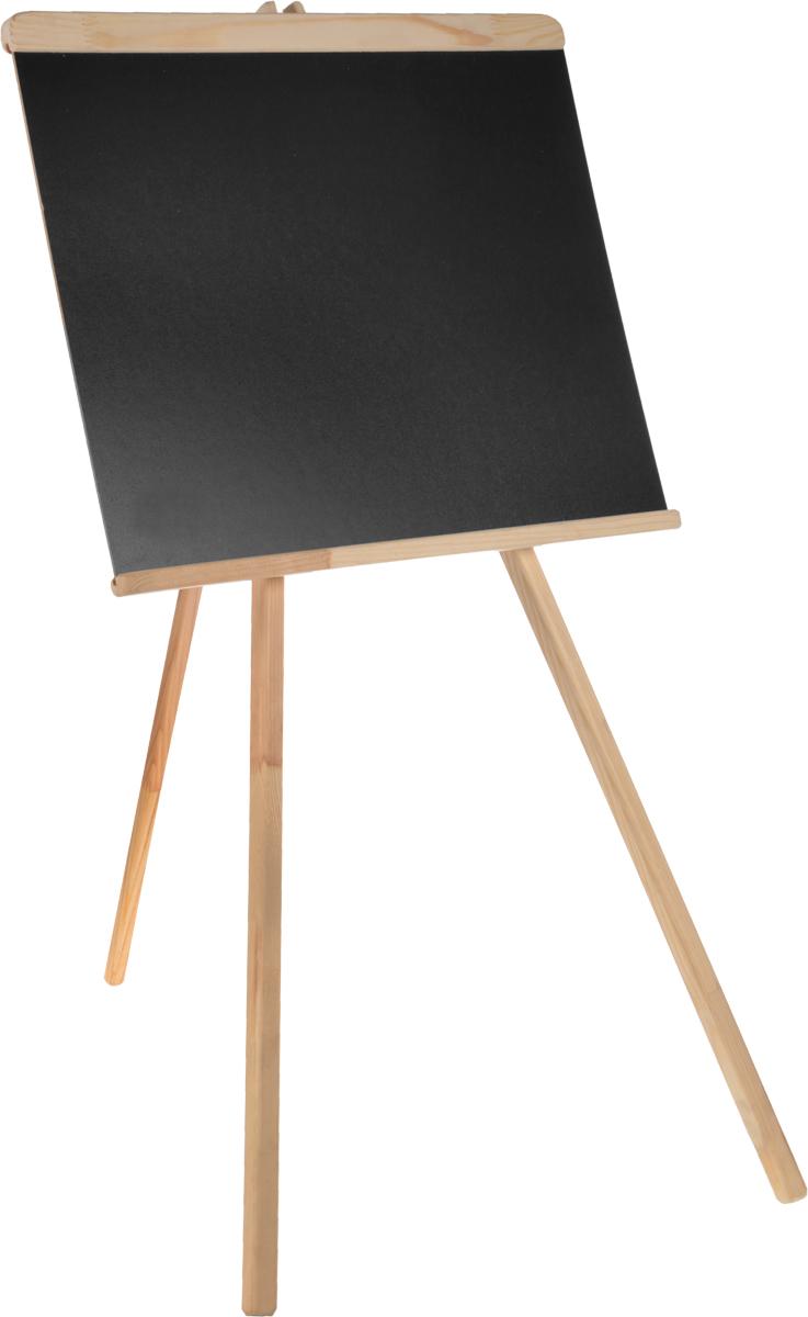 Baster Доска для рисования841362_голубойДоска для рисования на стойках Baster сделает занятия с ребенком энергичными, яркими и запоминающимися, ведь писать и рисовать на ней намного интереснее, чем в классической тетрадке.Доска выполнена из качественного материала. Размер доски: 47,5 х 87 см. Доска предназначена для многократного нанесения информации - достаточно стереть записи губкой, входящей в комплект. В комплект также входят четыре мелка оранжевого, синего, желтого и фиолетового цвета.