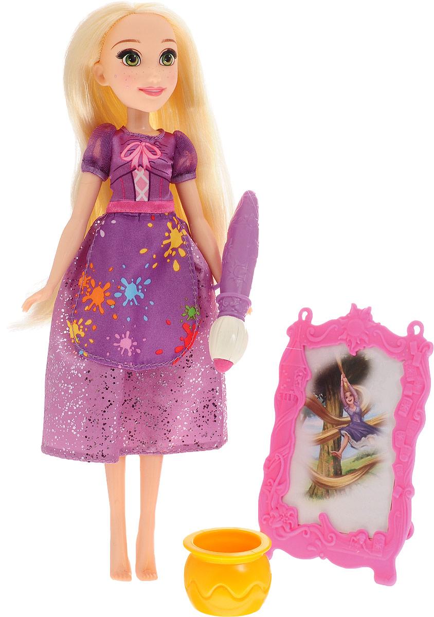 Disney Princess Игровой набор с куклой Рапунцель и ее хобби
