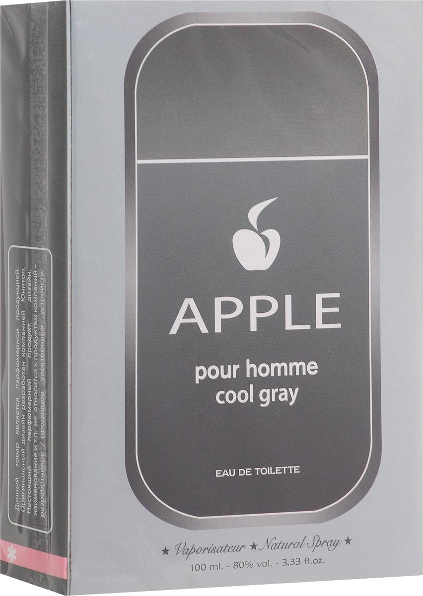Apple Parfums Homme Cool Gray. Туалетная вода, 100 мл28032022Аромат Apple Homme Cool Gray предназначен для зрелого мужчины, искушенного, умудренного опытом, знающего, что время бесценно. Каждый его поступок, каждое движение пронизаны безупречным стилем. Стиль и элегантность для него не самоцель, а средство выражения жизненной позиции, которая одновременно и проста, и провокационна.Классификация аромата: древесный, цитрусовый.Пирамида аромата:Основные ноты: бергамот, грейпфрут, слива, яблоко, кардамон, папоротник. Характеристики:Объем: 100 мл. Производитель: Франция. Туалетная вода - один из самых популярных видов парфюмерной продукции. Туалетная вода содержит 4-10%парфюмерного экстракта. Главные достоинства данного типа продукции заключаются в доступной цене, разнообразии форматов (как правило, 30, 50, 75, 100 мл), удобстве использования (чаще всего - спрей). Идеальна для дневного использования. Товар сертифицирован.