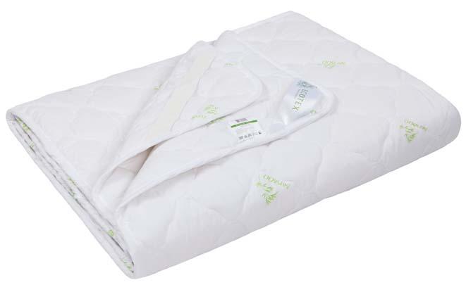 Наматрасник Ecotex Бамбук, наполнитель: бамбуковое волокно, цвет: белый, 140 х 200 смES-412- экологически чистый природный материал;- высокие антибактериальные свойства;- не вызывает раздражения;- ощущение свежести: регулирует влажность и теплообмен;- долговечность: сохраняет свои первоначальные свойства и форму после многократной эксплуатации.