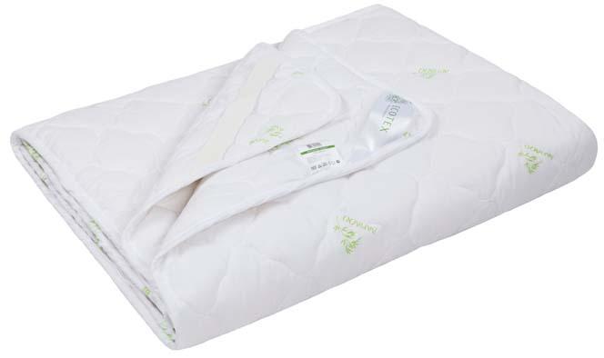 Наматрасник Ecotex Бамбук, наполнитель: бамбуковое волокно, цвет: белый, 200 х 200 см10503- экологически чистый природный материал;- высокие антибактериальные свойства;- не вызывает раздражения;- ощущение свежести: регулирует влажность и теплообмен;- долговечность: сохраняет свои первоначальные свойства и форму после многократной эксплуатации.