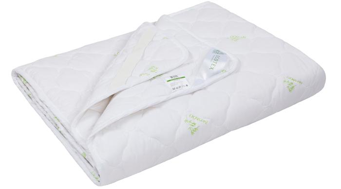 Наматрасник Ecotex Файбер-Комфорт, цвет: белый, 200 х 200 смBL-1B- экологичность;- гигиеничность: не впитывает запахи и пыль;- теплоизоляция и воздухопроницаемость;- долговечность: в течение долгого времени сохраняет объем и упругость;- легкость в уходе: легко стирается, быстро сохнет.