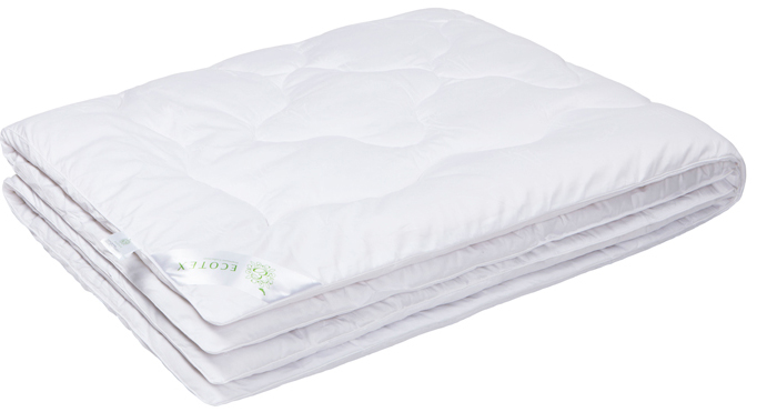 Одеяло Ecotex Премиум Бамбук-Роял, наполнитель: бамбуковое волокно, цвет: белый, 140 х 205 смОБ1Одеяло Ecotex пригодно для использования в переходные периоды весной и осенью, а также в качестве городского одеяла круглый год. Оно легкое, но теплое, идеально подходит для любого климата в помещении.Одеяло изготовлено из экологически чистого природного материала. Оно не вызывает раздражения, регулирует влажность и теплообмен, а также сохраняет свои первоначальные свойства и форму после многократной эксплуатации.Размер одеяла: 140 x 205 см.