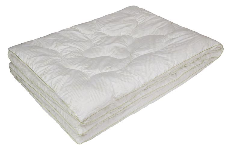 Одеяло Ecotex Бамбук-Комфорт, наполнитель: бамбуковое волокно, цвет: белый, 200 х 220 смZ-0307- антистатические свойства;- не вызывает раздражения;- регулирует влажность и теплообмен;- сохраняет свои первоначальные свойства и форму после многократной эксплуатации;- эффект кожи персика.