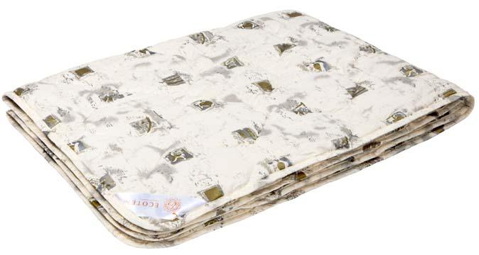 Одеяло Ecotex Премиум Золотое руно, наполнитель: овечья шерсть, цвет: светло-бежевый, 172 х 205 см10503Одеяло Ecotex очень мягкое, уютно теплое и активно дышащее, обладает прекрасными функциональными свойствами. Благодаря уникальной комбинации теплозащитных и вентилирующих свойств одеяло создает идеальный микроклимат во время сна.Одеяло изготовлено из экологически чистого природного материала.Размер одеяла: 172 x 205 см.
