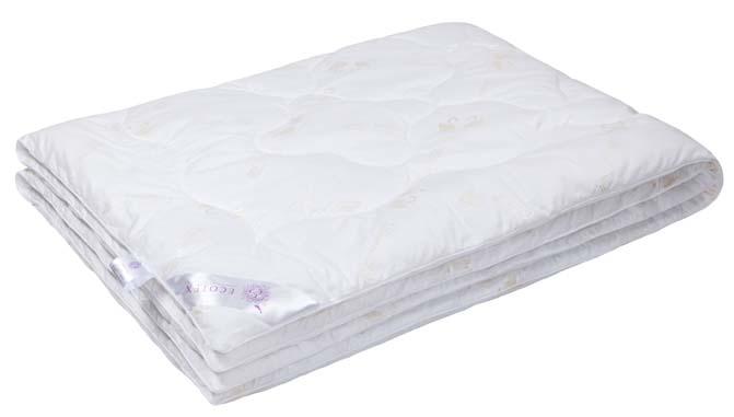 Одеяло Ecotex Лебяжий пух, наполнитель: синтепух, цвет: белый, 140 х 205 см98299571- экологичность;- воздухопроницаемость;- долговечность;- легкость в уходе: легко стирается, быстро сохнет.