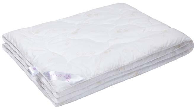 Одеяло Ecotex Премиум Лебяжий пух, наполнитель: синтепух, цвет: белый, 172 х 205 см1.645-370.0Одеяло Ecotex пригодно для использования в переходные периоды весной и осенью, а также в качестве городского одеяла круглый год. Оно легкое, но теплое, идеально подходит для любого климата в помещении.Одеяло изготовлено из экологически чистого природного материала, легко стирается и быстро сохнет.Размер одеяла: 172 х 205 см.