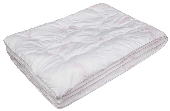 Одеяло Ecotex Лебяжий пух-Комфорт, наполнитель: синтепух, цвет: белый, 140 х 205 см44.882- дарит тепло, позволяя телу дышать;- мягкость, эластичность, легкость;- легко стирается, быстро сохнет, сохраняя свои первоначальные свойства и форму;- эффект кожи персика.