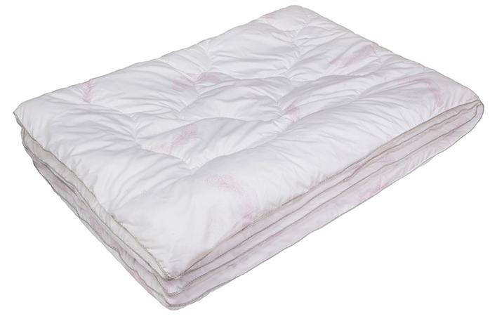 Одеяло Ecotex Лебяжий пух-Комфорт, наполнитель: синтепух, цвет: белый, 172 х 205 см531-105- дарит тепло, позволяя телу дышать;- мягкость, эластичность, легкость;- легко стирается, быстро сохнет, сохраняя свои первоначальные свойства и форму;- эффект кожи персика.