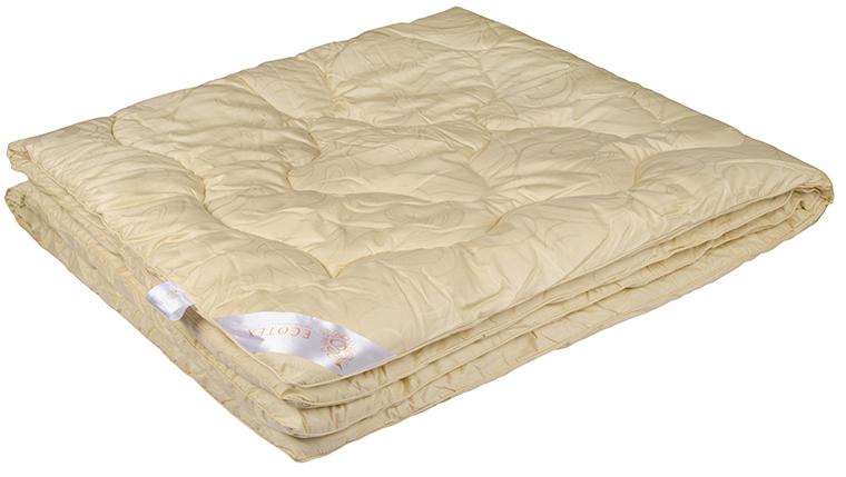 Одеяло Ecotex Роял Меринос, наполнитель: шерсть мериноса, цвет: светло-бежевый, 172 х 205 см1.645-370.0Одеяло Ecotex очень мягкое, уютно теплое и активно дышащее, обладает прекрасными функциональными свойствами. Благодаря уникальной комбинации теплозащитных и вентилирующих свойств одеяло создает идеальный микроклимат во время сна.Одеяло изготовлено из экологически чистого природного материала.Размер одеяла: 172 x 205 см.