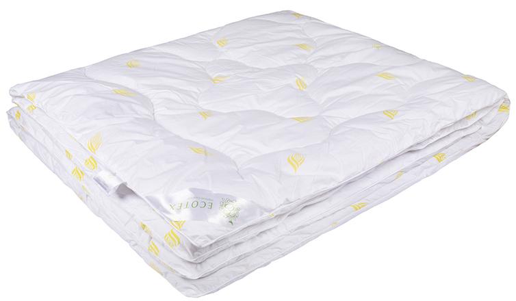 Одеяло Ecotex Маис, наполнитель: синтепух, цвет: белый, 200 х 220 см98299571- экологичность;- износостойкость;- мягкость, упругость, воздушность;- терморегуляция и гигроскопичность;- легкость в уходе.