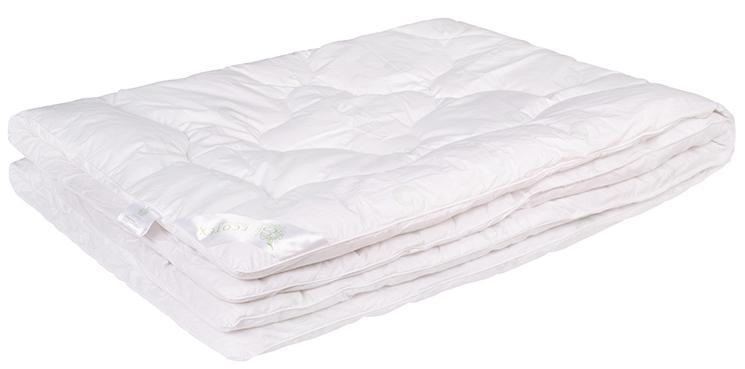 Одеяло Ecotex Морские водоросли, наполнитель: синтепух, цвет: белый, 140 х 205 смCLP446- здоровый сон: создает комфортные условия для сна;- благоприятное воздействие на кожу;- экологичность;- воздухопроницаемость: позволяет коже дышать, насыщая организм кислородом;- долговечность.