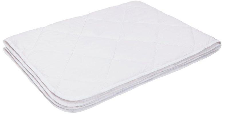 Одеяло Ecotex Файбер-Комфорт, облегченное, наполнитель: синтепух, цвет: белый, 200 х 220 см531-105- экологичность;- гигиеничность: не впитывает запахи и пыль;- теплоизоляция и воздухопроницаемость;- долговечность: в течение долгого времени сохраняет объем и упругость;- легкость в уходе: легко стирается, быстро сохнет.