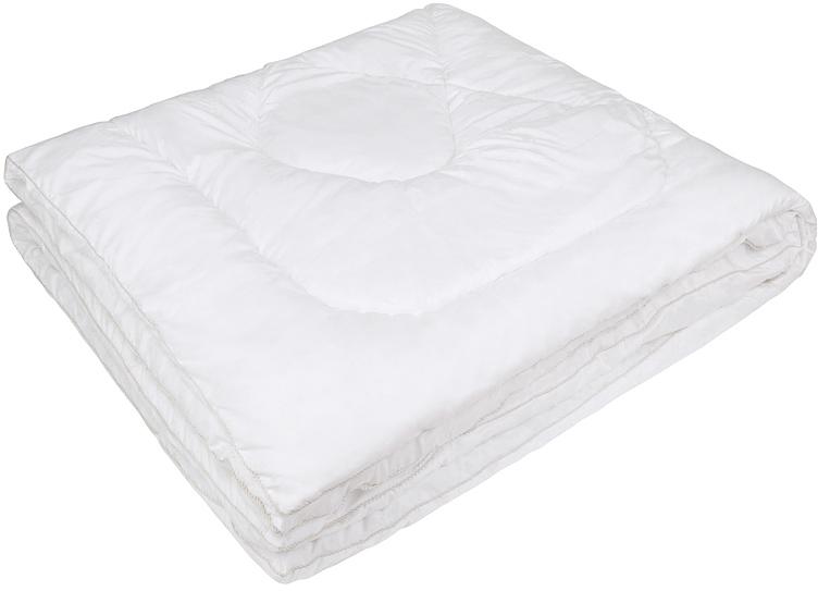 Одеяло Ecotex Файбер-Комфорт, наполнитель: холлофайбер, цвет: белый, 140 х 205 см98520745Одеяло Ecotex легкое, но теплое, идеально подходит для любого климата в помещении.Одеяло изготовлено из экологически чистого природного материала. Оно не вызывает раздражения, регулирует влажность и теплообмен, а также сохраняет свои первоначальные свойства и форму после многократной эксплуатации.Легко стирается, быстро сохнет, не впитывает запахи и пыль.Размер одеяла: 140 x 205 см.
