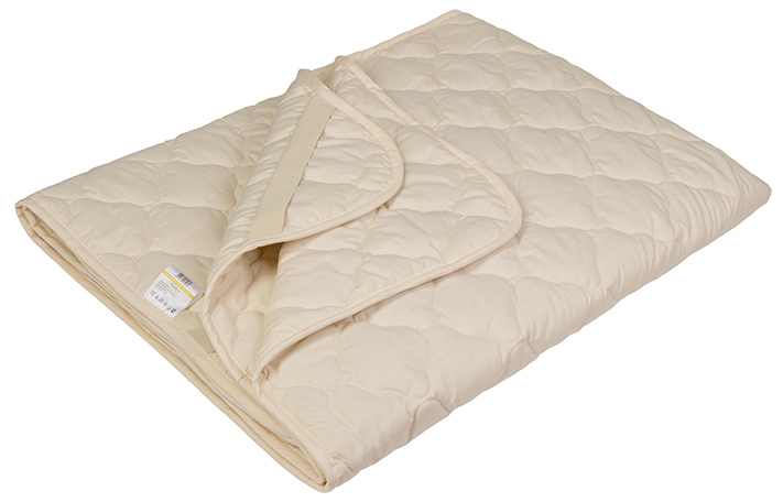 Наматрасник Ecotex Комфорт Овечка-Комфорт, наполнитель: овечья шерсть, цвет: светло-бежевый, 140 х 200 смU210DFНаматрасник - это неотъемлемая составляющая постельной комплектации в каждом доме. Он не только создает больше комфорта во время сна, но и защищает матрас от загрязнений.Наматрасник создает комфортный микроклимат во время сна в любое время года.Размер наматрасника: 140 x 200 см.