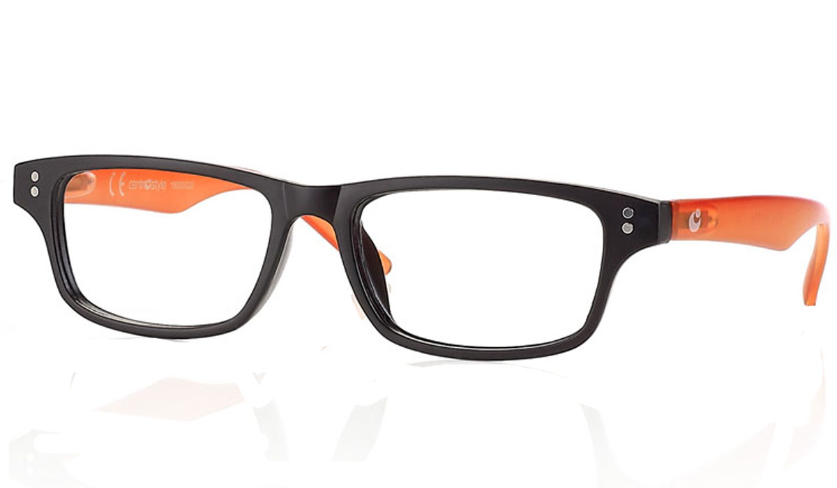 CentroStyle Очки для чтения +1.00, цвет: черныйPNG-BM40Готовые очки для чтения - это очки с плюсовыми диоптриями, предназначенные для комфортного чтения для людей с пониженной эластичностью хрусталика. Очки итальянской марки Centrostyle - это модные и незаменимые в повседневной жизни аксессуары. Более чем двадцати летний опыт дизайнеров компании CentroStyle гарантирует комфорт и качество.