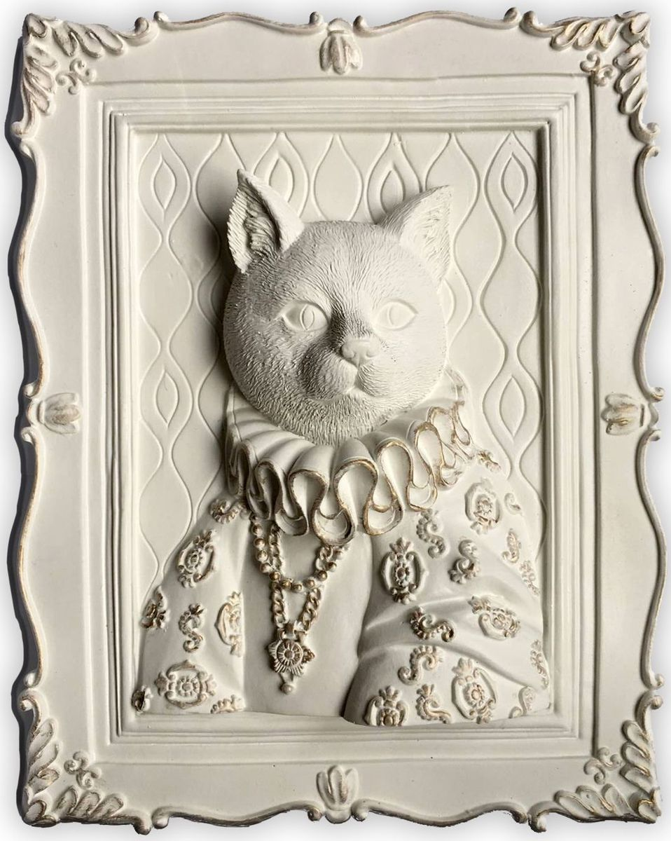 Украшение декоративное Magic Home Кошка, 23 х 19 х 5 см. 44657DP-C30-016Украшение декоративное Кошка (из полирезины). Такое украшение не только подчеркнет ваш изысканный вкус, но и станет прекрасным подарком для родных и близких.