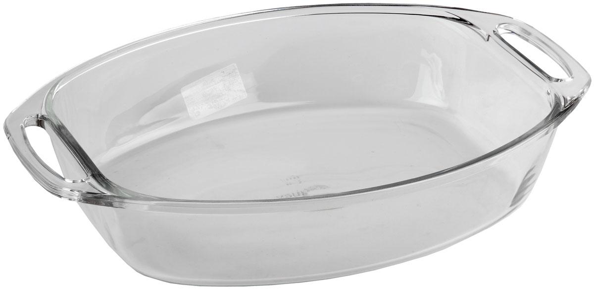 Форма для запекания Marinex, овальная. M666302-1FS-91909Стеклянная форма для запекания жаропрочная Marinex подходит для использования в духовках, микроволновых печах, холодильных и морозильных камерах, посудомоечных машинах.