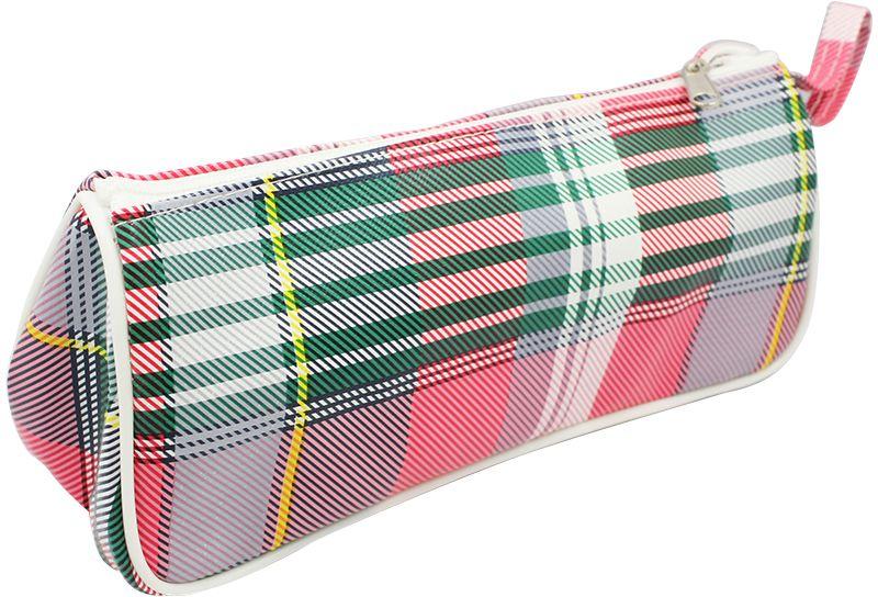 ArtSpace Пенал-косметичка Red line цвет розовыйTn_11597Удобный школьный пенал для хранения письменных и чертежных принадлежностей. Имеет одно отделение на молнии