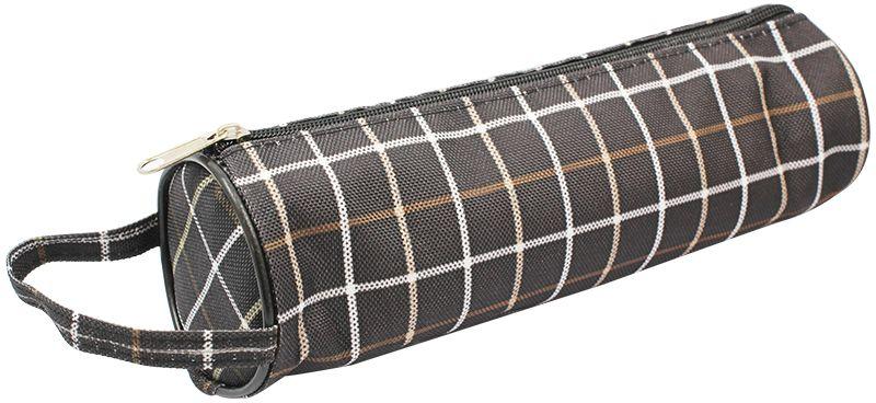 ArtSpace Пенал-тубус Cells цвет серыйTn_11591Удобный школьный пенал для хранения письменных и чертежных принадлежностей. Имеет одно отделение на молнии