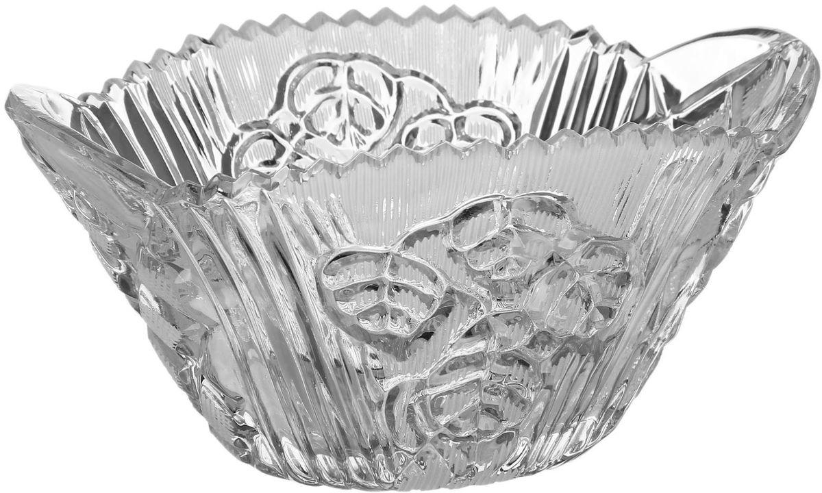 Салатник Бахметьевский завод, 14,3 х 18,6 смFS-91909От хорошей кухонной утвари зависит половина успеха вкусного блюда. Чтобы еда была вкусной, важно ее правильно приготовить и сервировать. Вся посуда, представленная в каталоге, сделана из проверенных материалов, безопасна в использовании, будет долго радовать вас своим внешним видом и высоким качеством. Приобретайте изделия по действительно низким оптовым ценам с доставкой на дом.