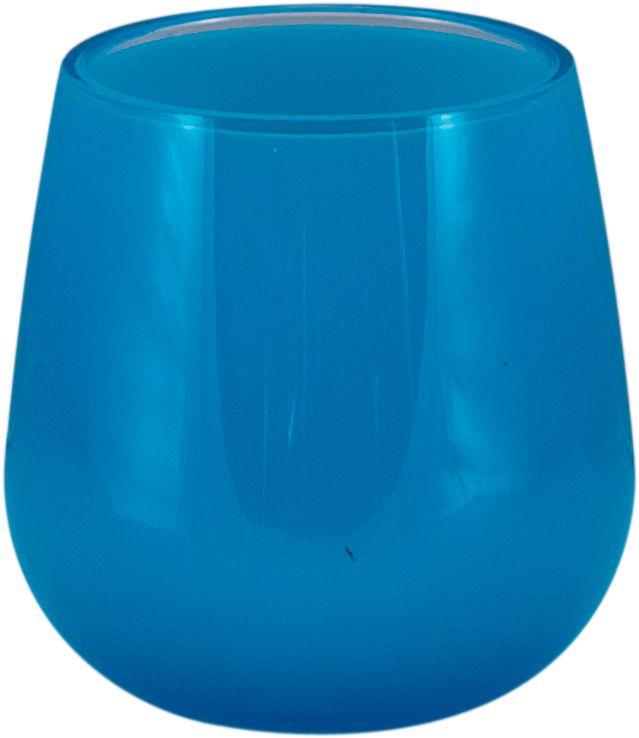 Стакан для ванной Swensa Рондо, цвет: синийAL-005Стакан для ванной Swensa Рондо отличается минималистичным дизайном. Модель окрашена в один цвет и не имеет никаких узоров на корпусе. Изделие придется по душе ценителям простых, но удобных решений для современной ванной комнаты. Модель выполнена из акрила и отличается устойчивостью к бытовой химии, легкостью чистки, высокой прочностью, небольшим весом.