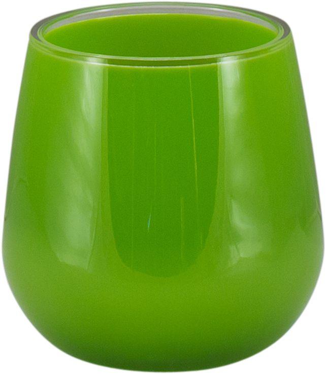 Стакан для ванной Swensa Рондо, цвет: зеленый531-105Стакан для ванной Swensa Рондо отличается минималистичным дизайном. Модель окрашена в один цвет и не имеет никаких узоров на корпусе. Изделие придется по душе ценителям простых, но удобных решений для современной ванной комнаты. Модель выполнена из акрила и отличается устойчивостью к бытовой химии, легкостью чистки, высокой прочностью, небольшим весом.