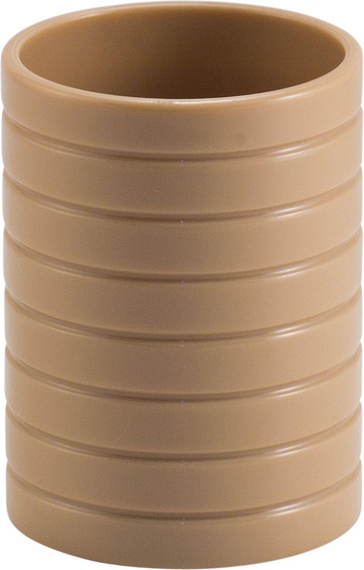 Стакан для ванной Swensa Тренто, цвет: бежевыйSWP-0680BG-CСтакан для ванной Swensa Тренто – элегантное и изысканное решение для ванной комнаты. Он целиком выполнен из пластика, что гарантирует прочность изделия и простоту ухода. Материал неприхотлив и не боится воздействия химических веществ. Изделие не выделяется на фоне других принадлежностей, оставаясь при этом уникальным и необычным.